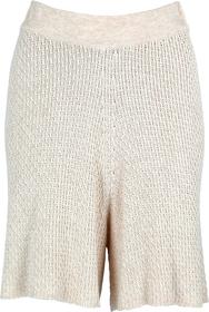 Honeycomb Stitch Knitted Shorts