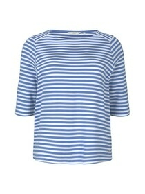 sweatshirt ottoman striped