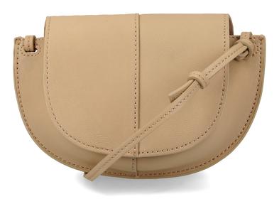 Crossbody-Bag aus softem Lammleder