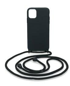 Schwarzes TBAG für iPhone 11