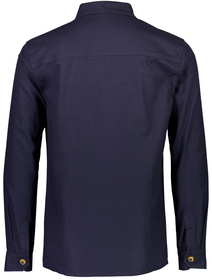 "Hemdjacke ""Linen Overshirt L/S"""