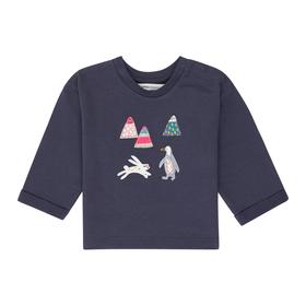 """Baby Sweatshirt für Mädchen """"Nolani"""""""