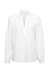 Tunika-Bluse aus 100% Organic Cotton