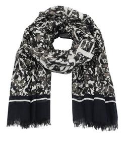 Schal aus softem Baumwoll-Modal-Mix