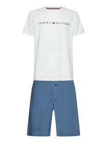 Pyjama-Set aus Bio-Baumwolle mit Stretch