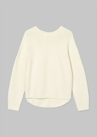 Pullover, longsleeve, round-neck, l