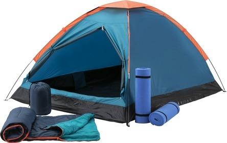 Camp-Zelt Set Festent
