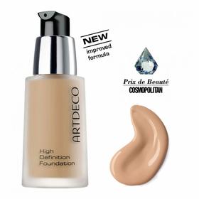 Make-Up High Definition Foundation 45 - Light Warm Beige 30 ml