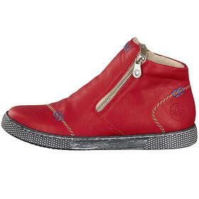 Damen Boot rot