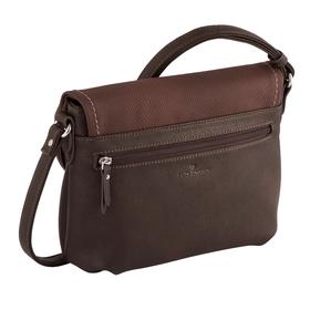 LARI SNAKE, Cross bag M, snake brown