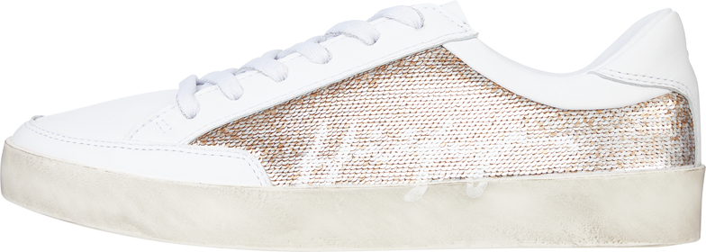 """Sneaker """"SEQUINS LEATHER"""""""