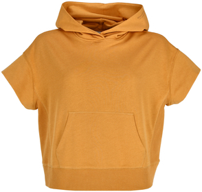 Sweat-Kurzarm-Hoodie