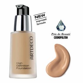 Make-Up High Definition Foundation 52 - Warm Ivory 30 ml