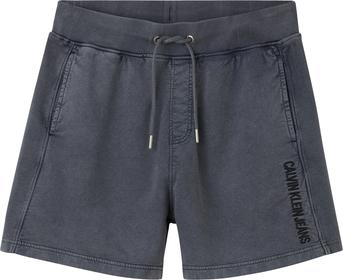 Jogging-Shorts aus Bio-Baumwolle