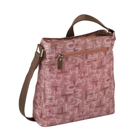 RINA TT, Hobo bag, printed grey