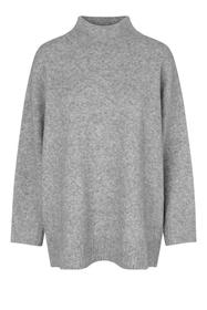 Unite knit blouse