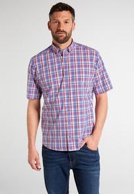 Eterna Kurzarmhemd Modern Fit Popeline
