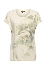 T-Shirt aus LENZING™ ECOVERO™