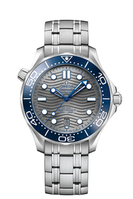 Seamaster Diver 300m Co-Axial Master Chronograph 42 mm
