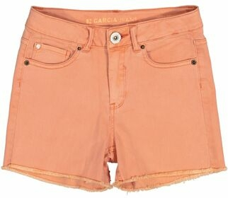 Shorts mit Slim Fit