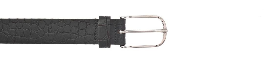 30 mm Ledergürtel
