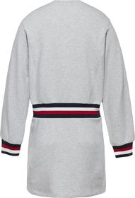 Global Stripe Knit Dress