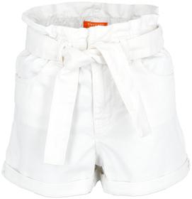 Shorts mit Bindegürtel
