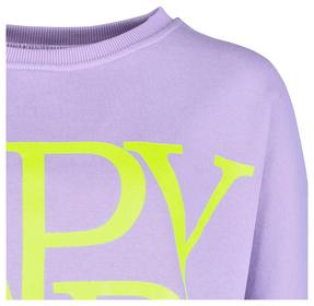 "Sweatshirt ""Happy"""