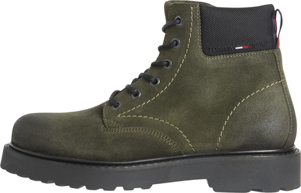 Short Lace Up Tommy Jeans Boot
