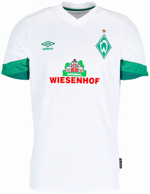 Werder Bremen Away Trikot 2021/22