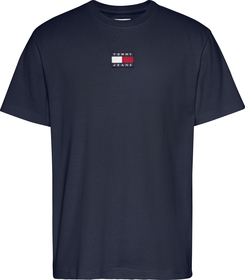 T-Shirt mit Tommy-Badge