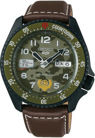 """Uhr """"SEIKO 5 SPORTS Street Fighter Limited Edition Guile"""""""