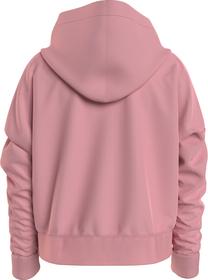 Oversized Logo-Hoodie aus Bio-Baumwolle