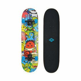 """Skateboard """"Slider 31"""" Monsters"""""""