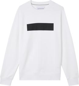 Sweatshirt mit Logoprägung