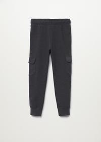 Jogger-Hose aus Baumwolle
